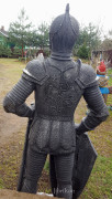 Малая архитектурная форма «Рыцарь щит внизу»