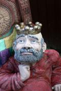 Фигура для сада «Царь»