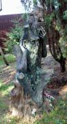 Садовая скульптура «Леший»