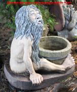 Украшение бани «Банный — запарник для банных веников»
