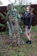 Садовая скульптура «Болотный»