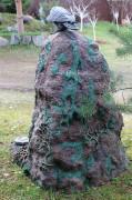Фигура для сада «Камень придорожный»
