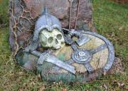 Фигура для дачи «Камень придорожный»