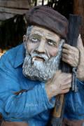 Садовая скульптура «Сторож»
