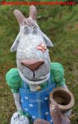 Фигура сказочного персонажа «Коза-дереза»