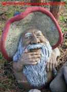 Садовая скульптура «Гриб»