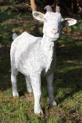 Садовая скульптура «Коза»
