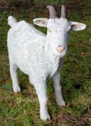 Фигура для сада «Коза»