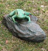 Садовый декор «Лягушка большая»