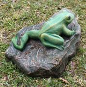 Садовая фигурка «Лягушка большая»