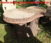 Мебель для барбекю «Стол-дерево»