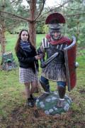Садовая фигурка «Римлянин»
