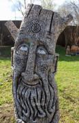 Декор сада «Идол-Оберег на счастье»